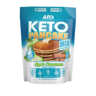ANS Performance Keto Pancake Mix -Apple Cinnamon