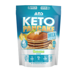 ANS Performance D/C Keto Pancake Mix -Banana