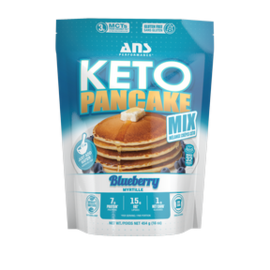 ANS Performance Keto Pancake Mix -Blueberry