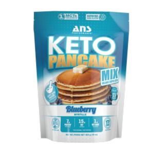 ANS Performance Keto Pancake Mix -Blueberry