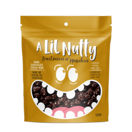 A Lil Nutty DC/A Lil Nutty Dark Chocolate Cocoa Nibs