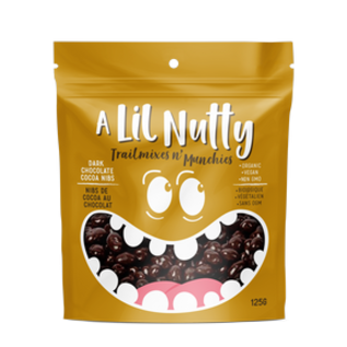 A Lil Nutty A Lil Nutty Dark Chocolate Cocoa Nibs