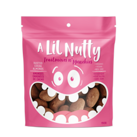 A Lil Nutty DC/A Lil Nutty Dusted Cocoa Almonds