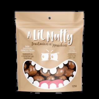 A Lil Nutty A Lil Nutty Dark Chocolate Espresso Beans