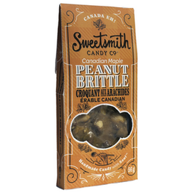 Sweetsmith Candy Co. Sweetsmith Canadian Maple Peanut Brittle
