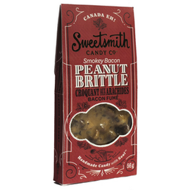 Sweetsmith Candy Co. Sweetsmith Smoked Bacon Peanut Brittle