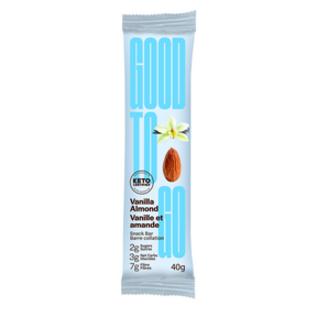 Good To Go Good to Go Vanilla Almond