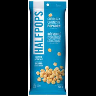 Halfpops DC/Halfpops Butter & Seasalt