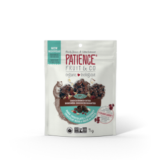 Patience Fruit  & Co Dark Chocolate & Coconut