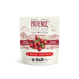 Patience Fruit  & Co DC/Dried Cranberries 28g