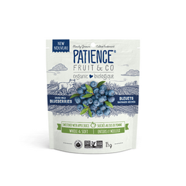 Patience Fruit  & Co Dired Wild Blueberries 28g