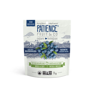 Patience Fruit  & Co DC/Dried Wild Blueberries 28g