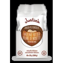 Justin's Choc Hazelnut Butter Tray