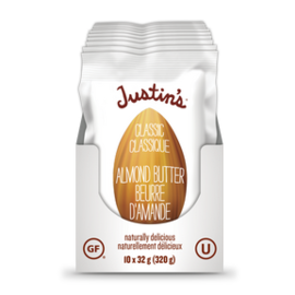 Justin's Classic Almond Butter Tray