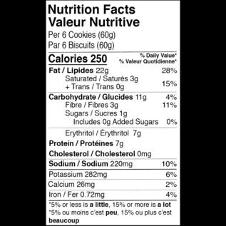 Sweet Nutritions Sweet Nutritions- Peanut Butter
