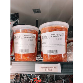 Nesci's Prepared Meals Veggie Chili