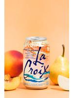 La Croix LaCroix Peach Pear