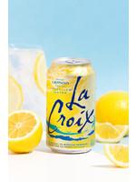 La Croix LaCroix Lemon