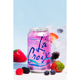 La Croix LaCroix Berry