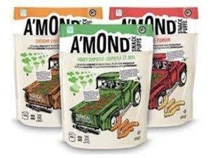 A'MOND Snacks
