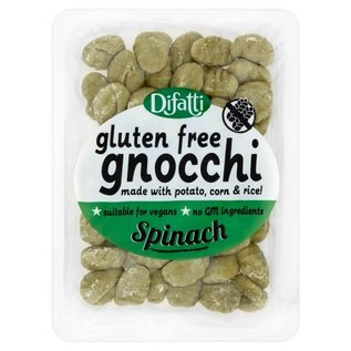 Difatti Gluten Free Gnocchi Spinach