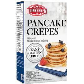 Duinkerken Gluten Free Pancake Mix
