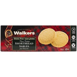Walkers Pure Butter Shortbread Gluten Free