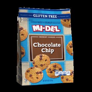 Mi-Del Chocolate Chip Cookies Gluten Free