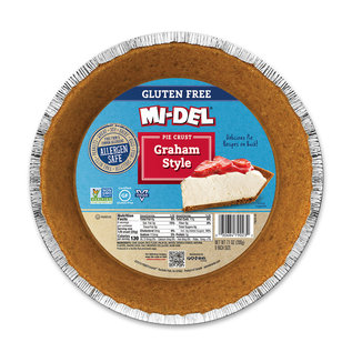 Mi-Del Graham Flavoured Crust Gluten Free