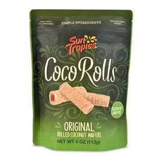 Sun Tropics Coco Rolls Original Gluten Free