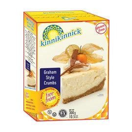 Kinnikinnick Graham Style Crumbs Gluten Free