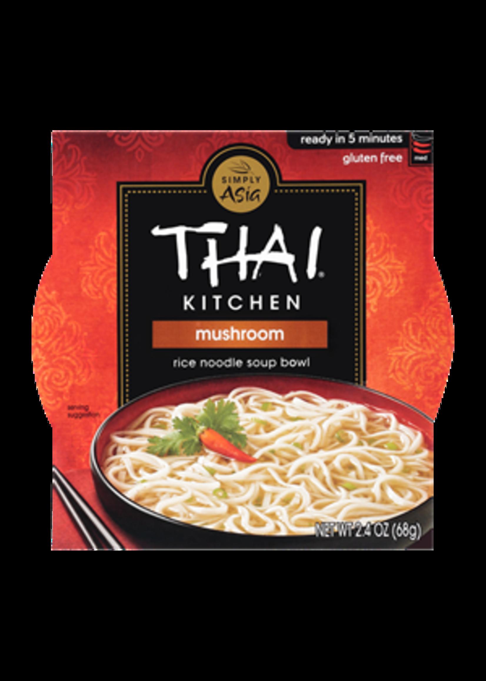 Thai Kitchen Thai Kitchen Bowl Mushroom