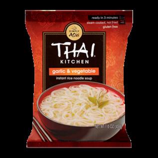 Thai Kitchen Thai Kitchen Instant Rice Soup Garlic & Vegetable