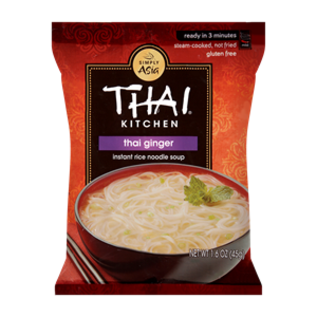 Thai Kitchen Thai Kitchen Instant Rice Soup Thai Ginger