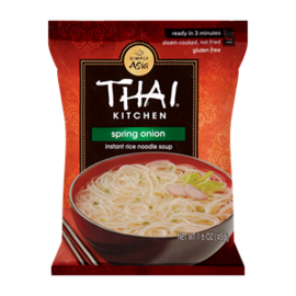 Thai Kitchen Thai Kitchen Instant Rice Soup Spring Onion