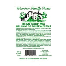 Warriner Family Farm Bean Soup Mix
