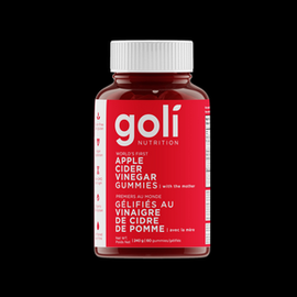 Goli Goli Apple Cinder Gummies