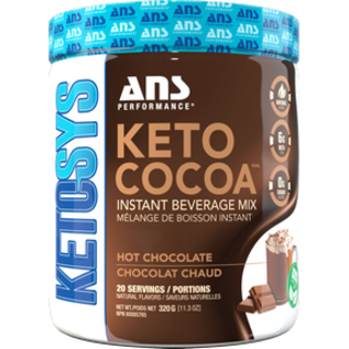 ANS Performance Keto Cocoa Mix