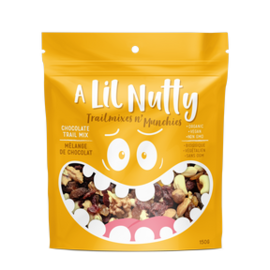 A Lil Nutty A Lil Nutty Chocolate Trail Mix