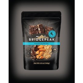 Bridgepeak Bridgepeak Almond & Sea Salt Bark