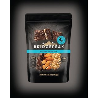 Bridgepeak DC/Bridgepeak Almond & Sea Salt Bark