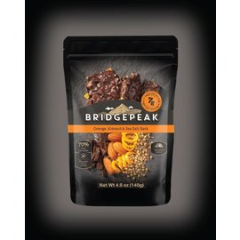 Bridgepeak Bridgepeak Orange Almond & Sea Salt Bark
