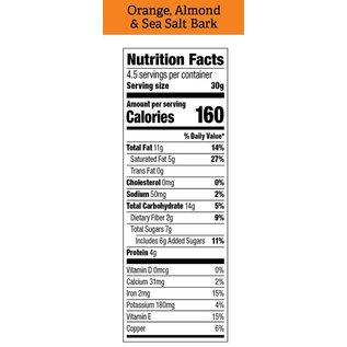 Bridgepeak Bridgepeak Orange Almond & Sea Salt Bark