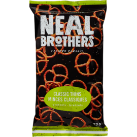 Neal Brothers NB PRETZELS - Thins (Twists)
