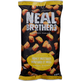 Neal Brothers NB PRETZELS - Honey Mustard Nibblers