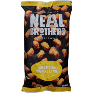 Neal Brothers DC/NB PRETZELS - Honey Mustard Nibblers