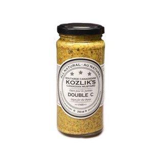 Kozlik's KOZLIK'S MUSTARD - Double C (Dijon Classique)