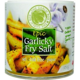 The Garlic Box Epic Garlicky Fry Salt