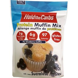 Hold the Carbs Dc/The Carbs Muffin Mix with Protein 440G