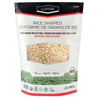 Liviva Liviva Rice Shaped